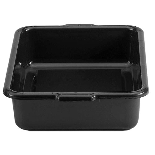 "Cambro Regal Cambox® 15"" x 21"" x 5""- Black 21155CBR110"