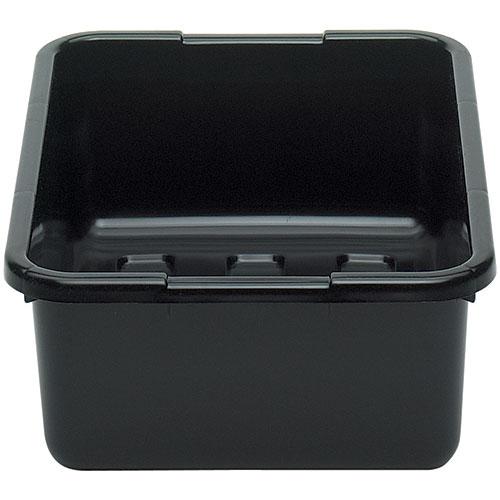 """Cambro Deep Poly Cambox® 15"""" x 21"""" x 7""""- Black 21157CBP110"""