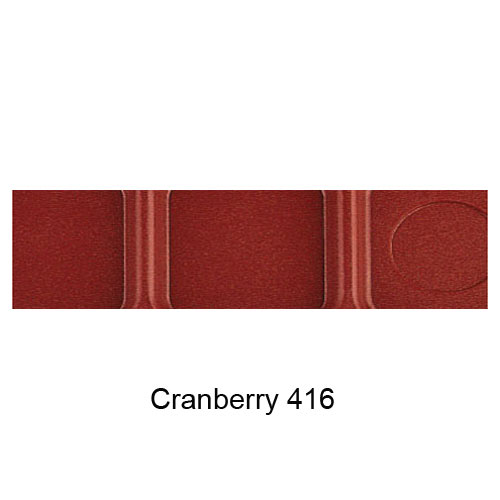 Cambro Budget School Compartment Tray -  Cranberry BCT1014416 2