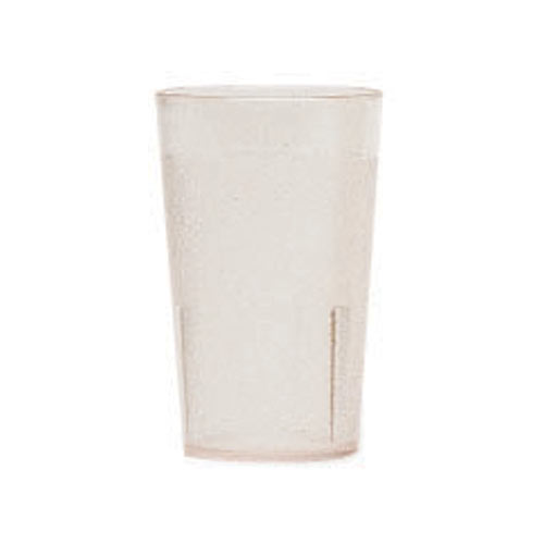 Cambro Colorware Stackable Tumblers 72/PK - Clear 5.2 oz 500P152