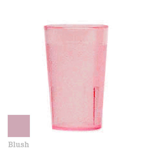 Cambro Colorware Stackable Tumblers 72/PK - Blush 5.2 oz 500P409