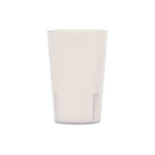 Cambro Colorware Stackable Tumblers 72/PK - Clear 7.8 oz 800P152