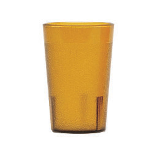 Cambro Colorware Stackable Tumblers 24/PK - Amber 7.8 oz 800P2153