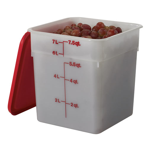 Shop Cambro Square Storage Containers Cambro Food Storage Supplies