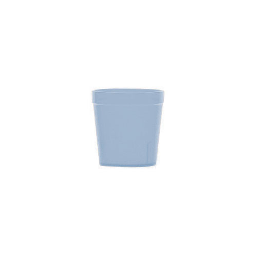 Cambro Colorware Stackable Tumblers 72/PK - Slate Blue 9.7oz 900P401