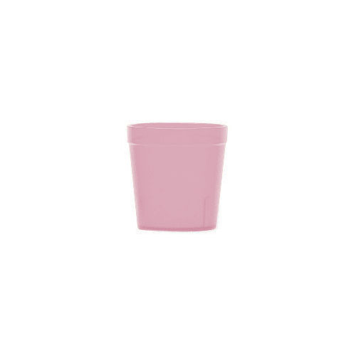 Cambro Colorware Stackable Tumblers 72/PK - Blush 9.7oz 900P409