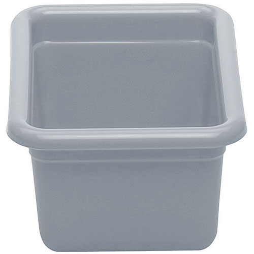"Cambro Poly Cambox® 5"" Small Utility Box- Light Gray 912CBP180"