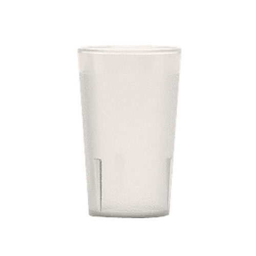 Cambro Colorware Stackable Tumblers 72/PK - Clear 9.8oz 950P152
