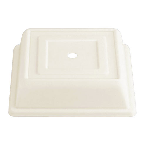 "Cambro Square Versa Camcovers® 10"" - Antique Parchment 978SFVS101 1"