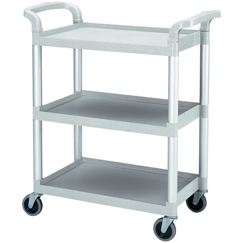 Cambro KD Service Cart - Speckled Gray BC331KD480