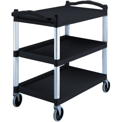 Cambro KD Utility Cart - Black BC340KD110