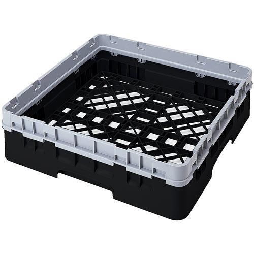 Cambro Camrack® Full Base Rack - 1 Extender Black BR414110