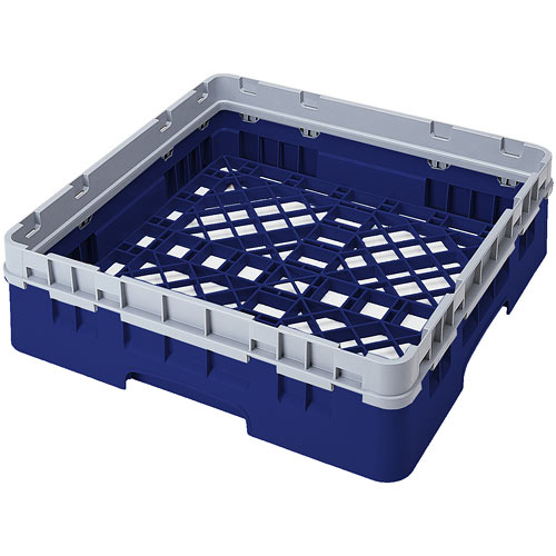 Cambro Camrack® Full Base Rack - 1 Extender Navy Blue BR414186