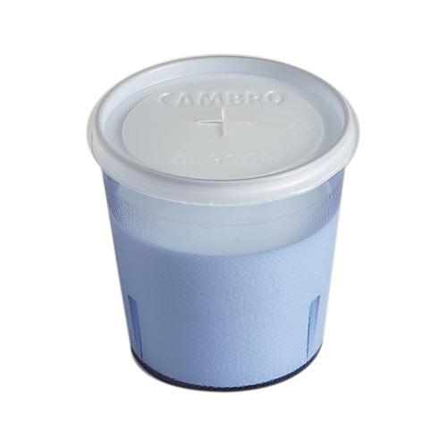 Cambro CamLids® Disposable Tumbler Lids - Fits 900P Colorware Tumblers CL900P190