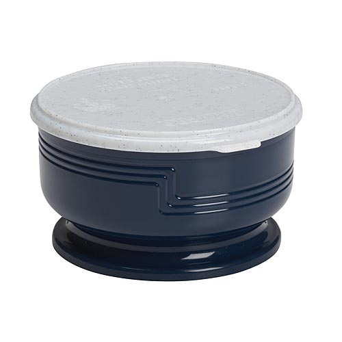 Cambro Reusable CamLid® for Shoreline 9 oz Bowl Midnight Blue CLRSB9453 1