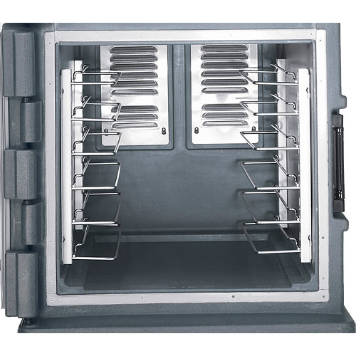 ... Cambro Camtherm® Low Profile Hot U0026 Cold Food Holding Cabinet  CMBHC1826LF ...