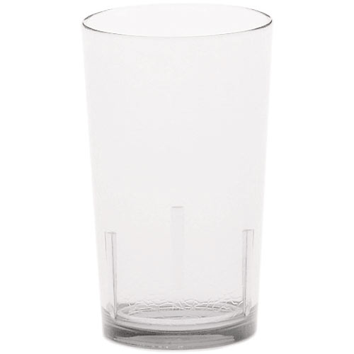 Cambro Del Mar Stackable Tumblers 36/PK - Clear 12 oz D12152
