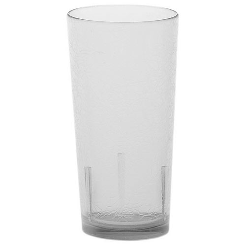 Cambro Del Mar Stackable Tumblers 36/PK - Clear 16 oz D16152