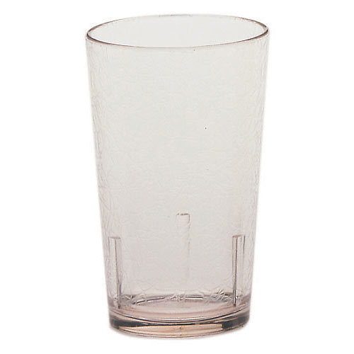 Cambro Del Mar Stackable Tumblers 36/PK - Clear 8 oz D8152