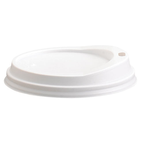 Cambro CamLid® Disposable Shoreline Sip Lid - Fits MDSB5, MDSM8 CLSSM8B5148 2