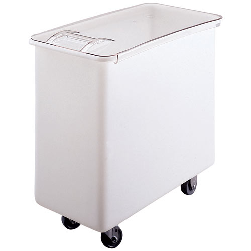 Cambro Mobile Ingredient Bin w/ Flat Top - 34 gal IB36148