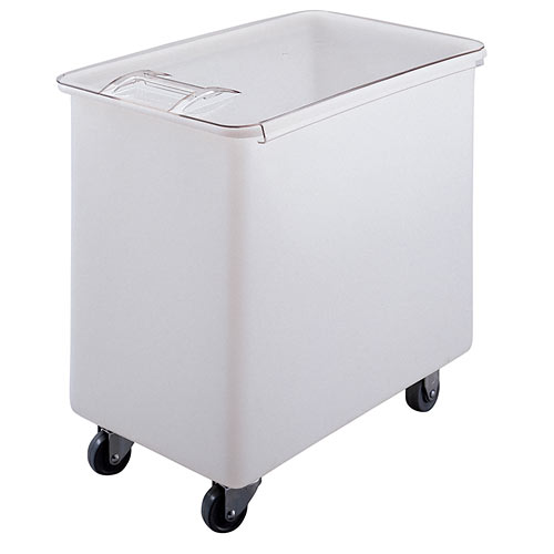 Cambro Mobile Ingredient Bin w/ Flat Top - 44 gal IB44148