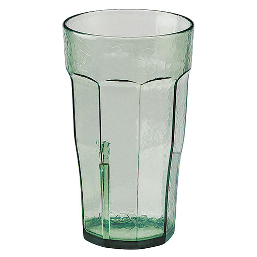 Cambro Laguna Stackable Tumblers 36/PK - Spanish Green 12 oz LT12427