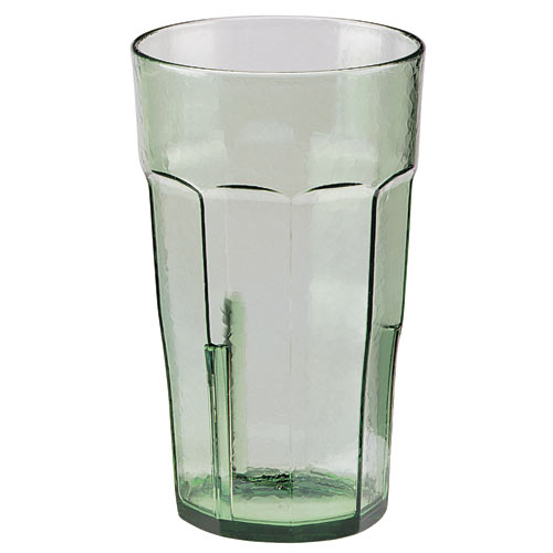 Cambro Laguna Stackable Tumblers 36/PK - Spanish Green 16 oz LT16427