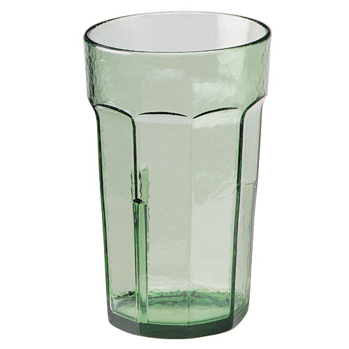 Cambro Laguna Stackable Tumblers 36/PK - Spanish Green 8 oz LT8427