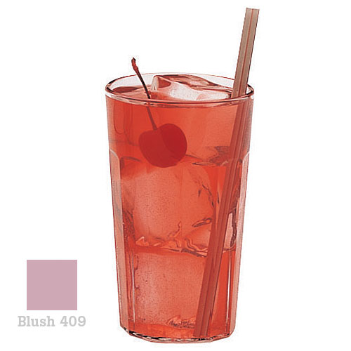 Cambro Newport Stackable Tumblers 36/PK - Blush 10 oz NT10409