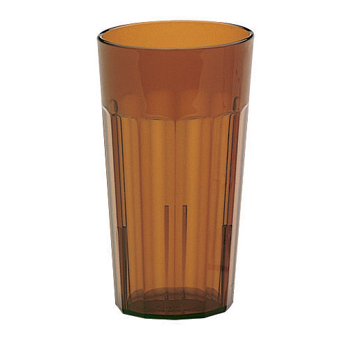 Cambro Newport Stackable Tumblers 36/PK - Amber 12.6 oz NT12153