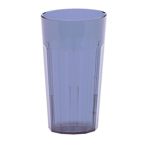 Cambro Newport Stackable Tumblers 36/PK - Slate Blue 12.6 oz NT12401