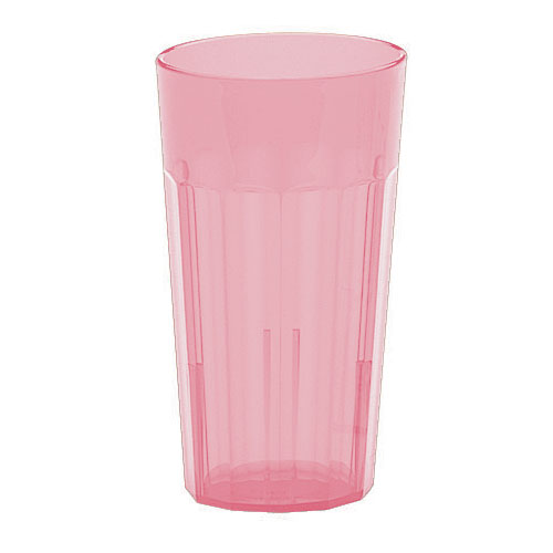 Cambro Newport Stackable Tumblers 36/PK - Blush 12.6 oz NT12409