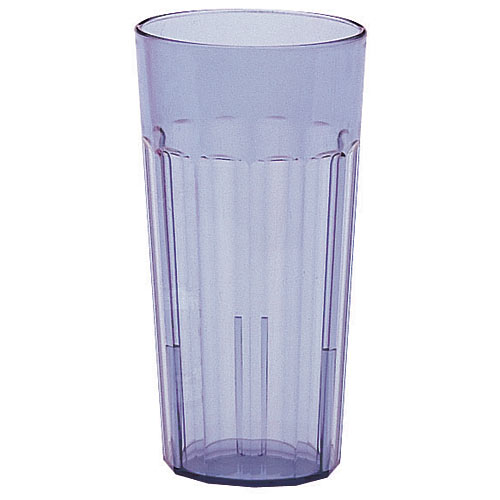 Cambro Newport Stackable Tumblers 36/PK - Slate Blue 22 oz NT20401