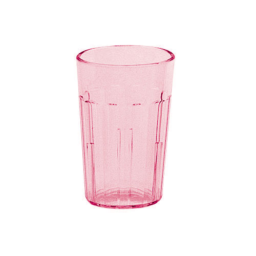 Cambro Newport Stackable Tumblers 36/PK - Blush 6.4 oz NT5409