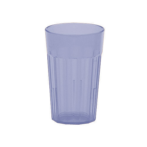 Cambro Newport Stackable Tumblers 36/PK - Slate Blue 7.7 oz NT8401