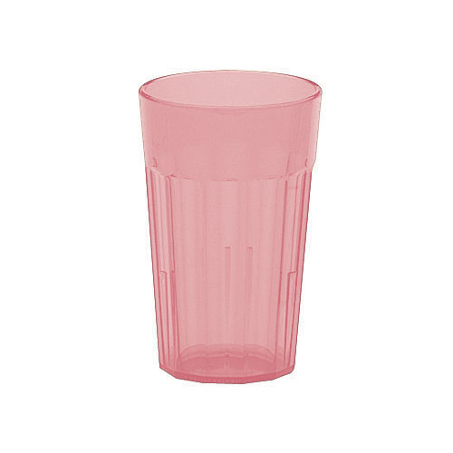 Cambro Newport Stackable Tumblers 36/PK - Blush 7.7 oz NT8409