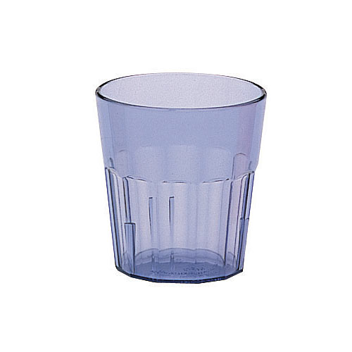 Cambro Newport Stackable Tumblers 36/PK - Slate Blue 9.3 oz NT9401