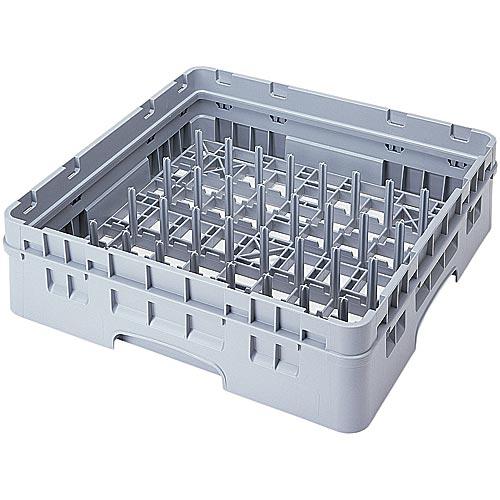 Cambro Camrack® Peg Rack 5 x 9 w/ 1 Extender - Soft Gray PR59500151