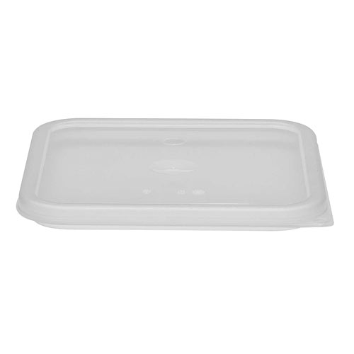 Cambro Seal Covers for Camwear Camsquares  - 6 & 8 qt SFC6SCPP190