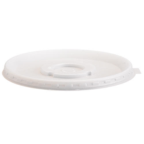 Cambro CamLid® Disposable Shoreline Small Lid - Fits MDSB5, MDSM8 CLSM8B5190 2