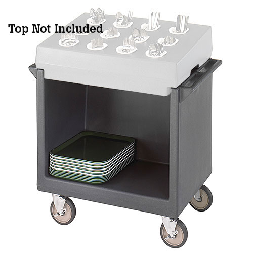 Cambro Tray & Dish Cart Only - Granite Gray TDC2029191