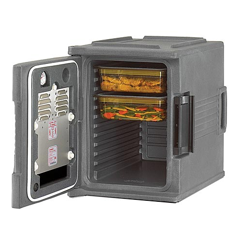 Cambro H-Series Ultra Heated Pan Carrier - 1 Compartment 110v UPCH400