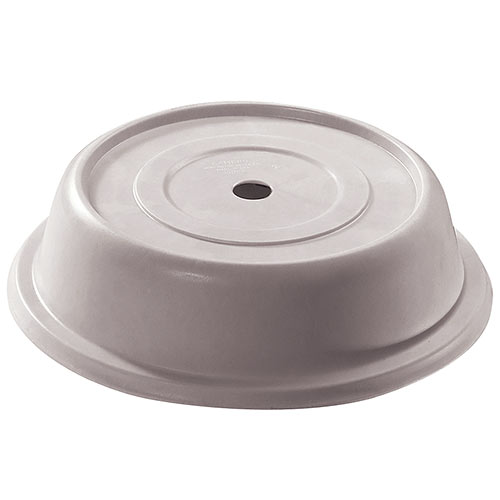 "Cambro Round Versa Camcovers® 10 3/16"" - Ivory 103VS197"