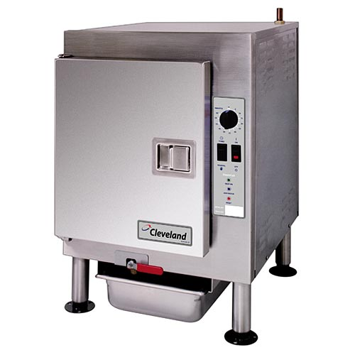Cleveland SteamCub Boilerless Connectionless Steamer - 5 pans 1SCEMCS