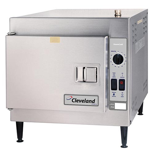 High Quality Cleveland SteamCraft Ultra 3 With Electiric Generator 21CET8