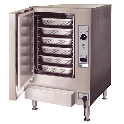 Cleveland SteamChef 6 Boilerless Convection Steamer 22CET6.1