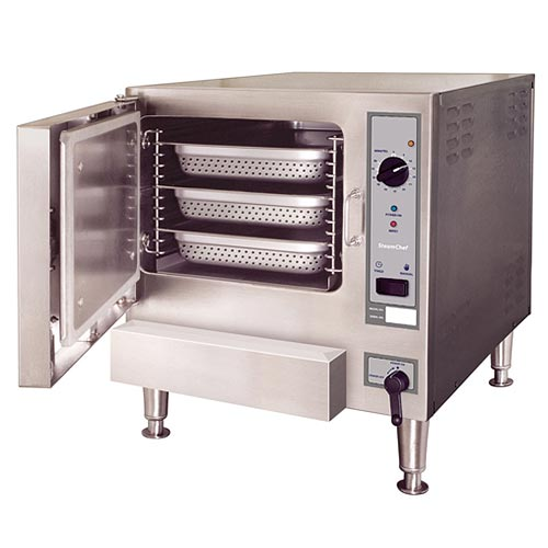 Cleveland SteamChef Gas Boilerless Convection Steamer 22CGT3.1