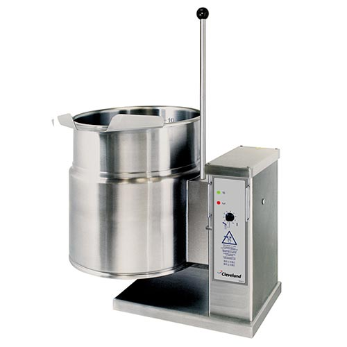 Cleveland Electric Counter Top Steam Jacketed Kettle - 12 gal KET-12-T