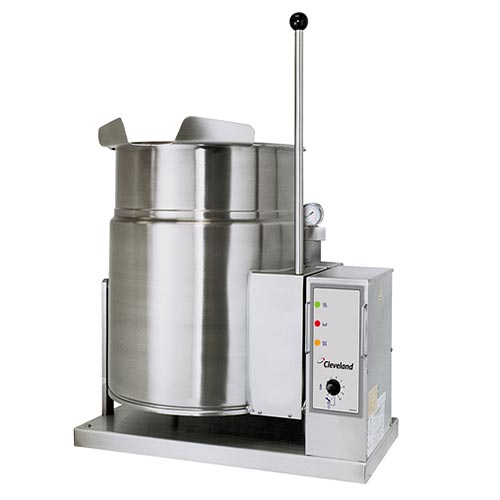 Cleveland Counter Top Steam Jacketed Kettle Gas KGT-12-T